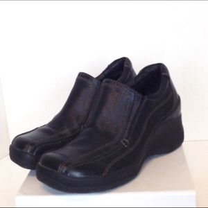 Aldo Wedge Loafers Leather - 6